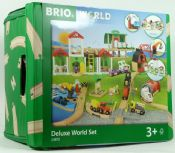 Brio 33870 Deluxe World Set - reduced